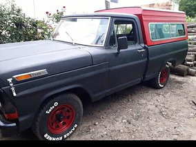 Ford F-100 Ford F-100 Modelo 70