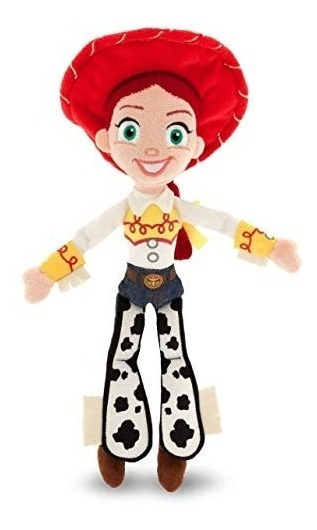 Jessie Pelúcia Original Toy Story Disney Store 30 Cm