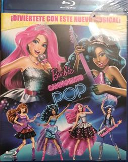Barbie - Campamento Pop - Blu Ray