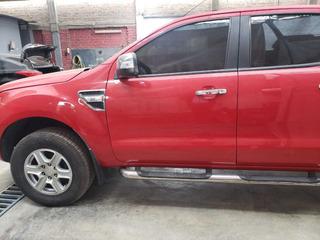 Ford Ranger Rojo 4x4