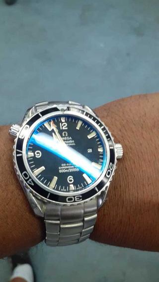 Relógio Ômega Seamaster 007 James Bond Stainless