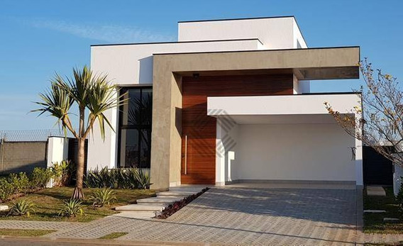 Casa À Venda, 209 M² Por R$ 1.500.000,00 - Alphaville Nova Esplanada I - Votorantim/sp - Ca5980