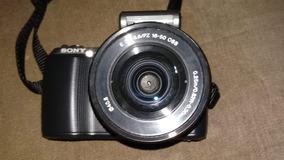 Sony Nex C3 Com Lente 16-50 3.5-5.6 Oss