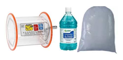 Tambor De Reposição Rola Rola 3 Litros + Shampoo + 1 Pó B5