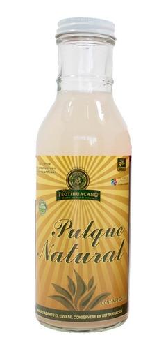 Pulque Natural Artesanal 250ml