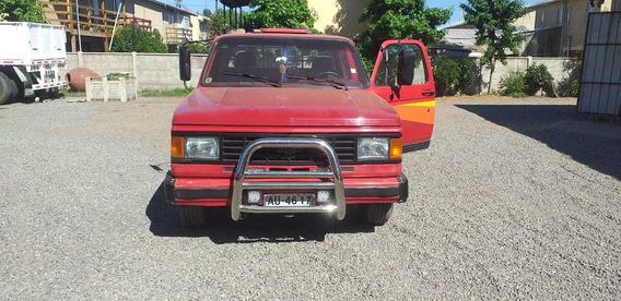 Camioneta Chevrolet B20 Año 1988