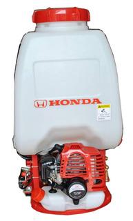 Fumigadora De Espalda Motor Gasolina 1.5hp Flete Gratis 25l