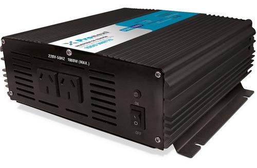 Inversor De Tensión Onda Pura De 12 Vcc A 220 Vca 1000 Watts