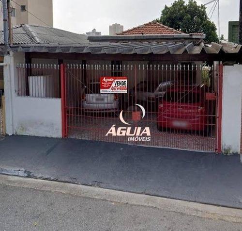 Terreno À Venda, 221 M² Por R$ 659.000,00 - Olímpico - São Caetano Do Sul/sp - Te0242