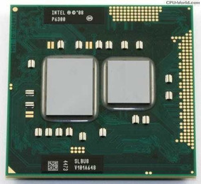Processador Notebook Intel Dual Core P6300 Frete Gratis