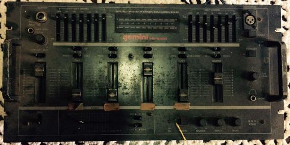 Mixer Gemini Mx-6300