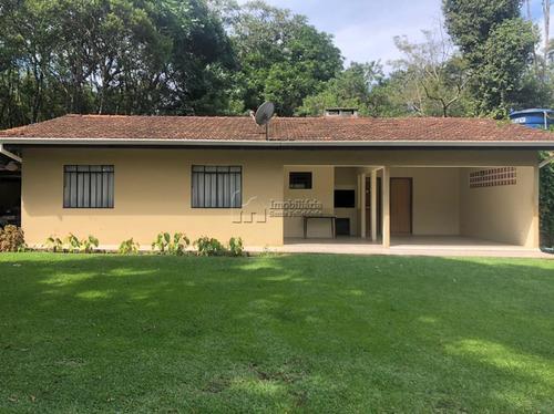 Chácara Com 2 Dormitórios À Venda Com 31000m² Por R$ 1.272.000,00 No Bairro Centro - Campina Grande Do Sul / Pr - 261