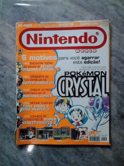 Nintendo World #36 Pokemon Crystal