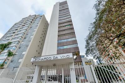 Apartamento Residencial À Venda, Cristo Rei, Curitiba. - Ap1259