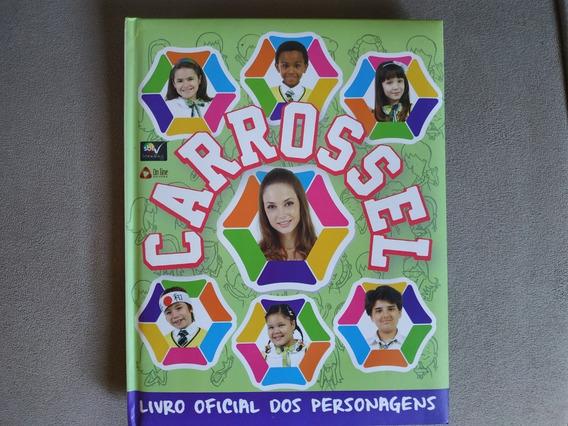 Carrossel Livro Oficial Dos Personagens Revista
