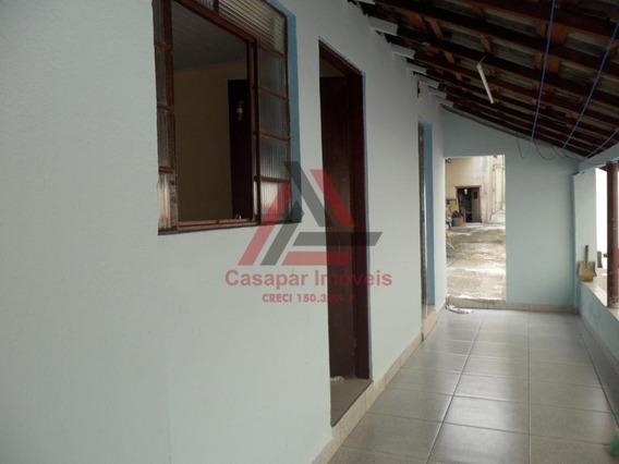 Casa Com 1 Dormitório - B. Nova Gerty - Aceita Depósito - 2691