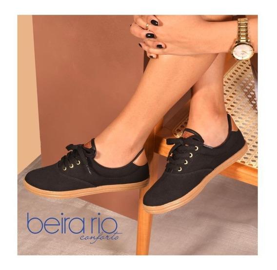 Tenis Feminino Beira Rio Conforto Napa Premium 4145243