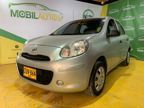 Nissan March Fe 1.6 2016
