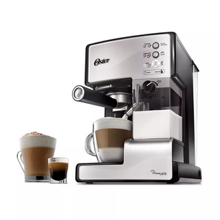 Cafetera Express Oster Prima Latte 6601/2 Capuccino 15 Bares