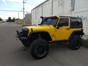 Jeep Wrangler X Base 6vel Aa 4x4 Mt 2008