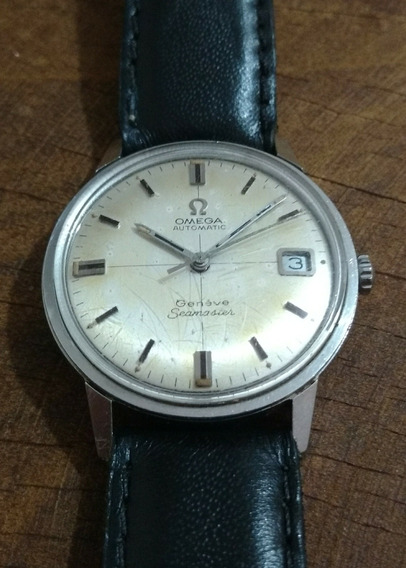Relógio Omega Geneve Seamaster Automático 35mm Original