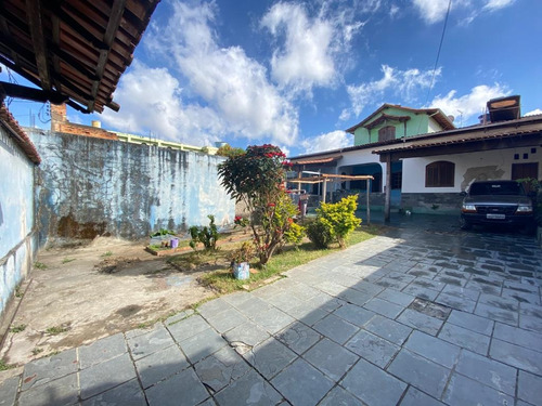 Casa Com 3 Quartos Para Comprar No Jardim Bandeirantes Em Contagem/mg - 1415