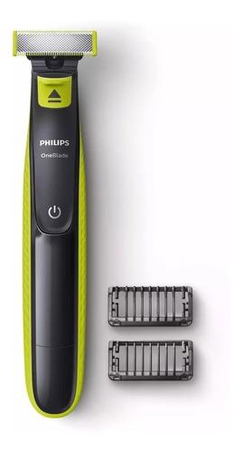 Cortabarba Philips Oneblade Qp2521/10 Seco/humedo Tio Musa