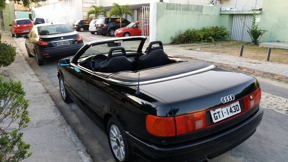 Audi Conversível 1995 6cc Capota Elétrica Cambio Mecânico