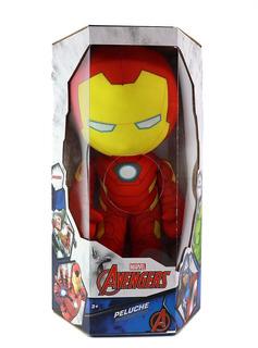 Peluche Interactivo Con Sonido Ironman Marvel Avengers Ruz