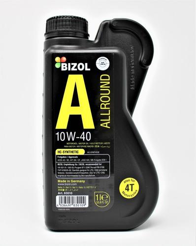 Aceite Sintético 10w-40 Hc - Bizol (1 Litro)