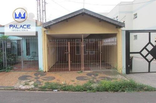 Ótima Casa 2 Dormitórios Na Vila Independência - Ca0848
