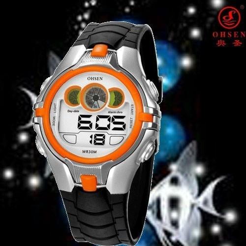 Relógio Infantil Ohsen Modelo Prova D