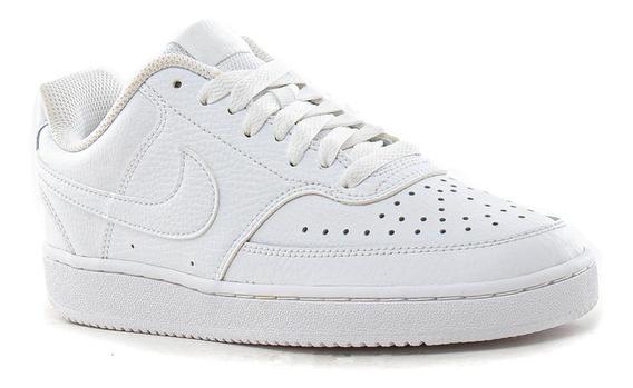Zapatillas Nike W Court Vision Blancas Cd5434-100 18 Cuotas