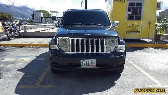 Jeep Cherokee Limited-automatico