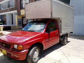 Chevrolet Luv - Furgon