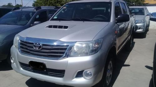 Toyota Hilux 4x2.c/d.dx.pack.2.5.tdi.2012