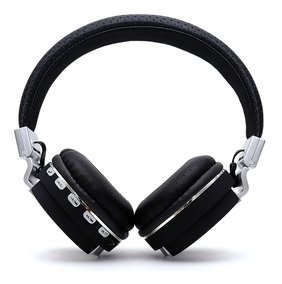Fone De Ouvido Sem Fio Bluetooth Mp3 Micro Sd Fm Headphone