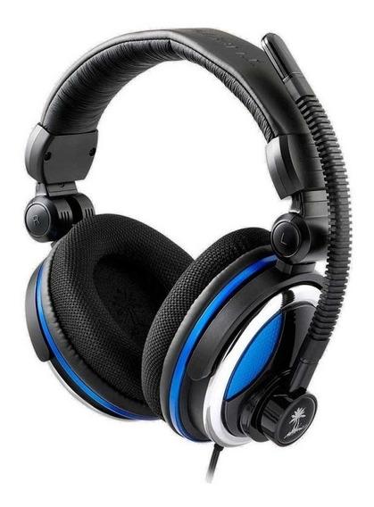 Headset Turtle Beach Ear Force Z6a Com Fio Pc Pronta Entrega