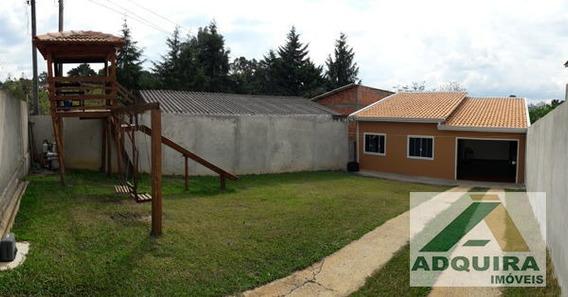Casa Térrea Com 3 Quartos - 3638-v
