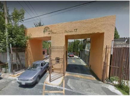 Departamento En Priv. Santa Lucía 73, Col. Olivar Del Conde.