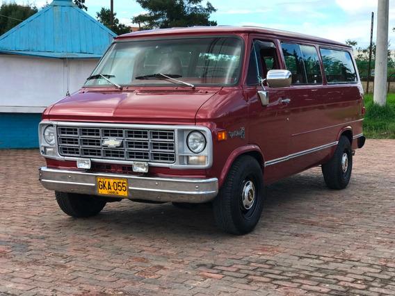 Chevrolet Sportvan Clasica