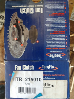 Fan Cloutch Para Venta Solo Co Su Número De Parte Htr215010