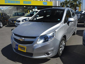 Chevrolet Sail Sail Ls 1.4 2015