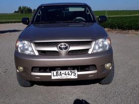 Toyota Hilux 2.5 Dx Cab Doble 4x2 (2009) 2008