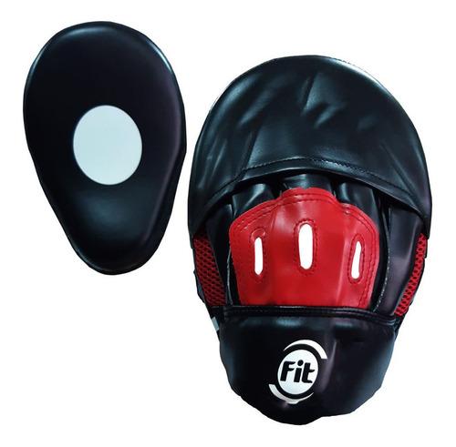 Par De Golpeadores Boxeo Foco Artes Marciales Sport Fitness