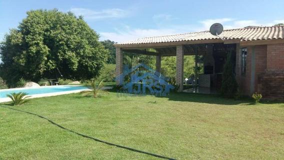 Chácara Com 2 Dormitórios À Venda, 1500 M² Por R$ 300.000,00 - Mato Dentro - Itu/sp - Ch0042