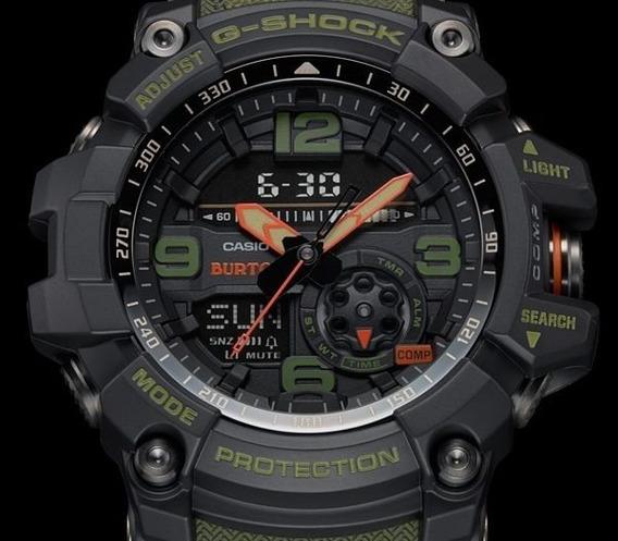 G-shock Burton Gg-1000btn-1a