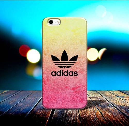 auditoría elefante bádminton  Capinha Case Capa iPhone 4 5 5s Se 6 6s 7 8 7 Plus adidas Cl | Mercado Livre