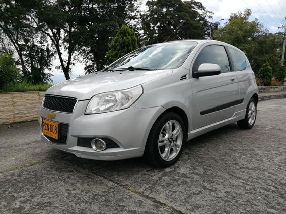 Chevrolet Aveo Techo Full