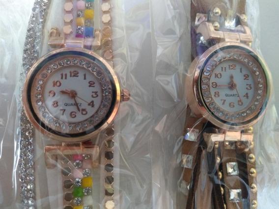 Relógio Feminino Frete Grátis Kit C/20 Promoção P/ Revender